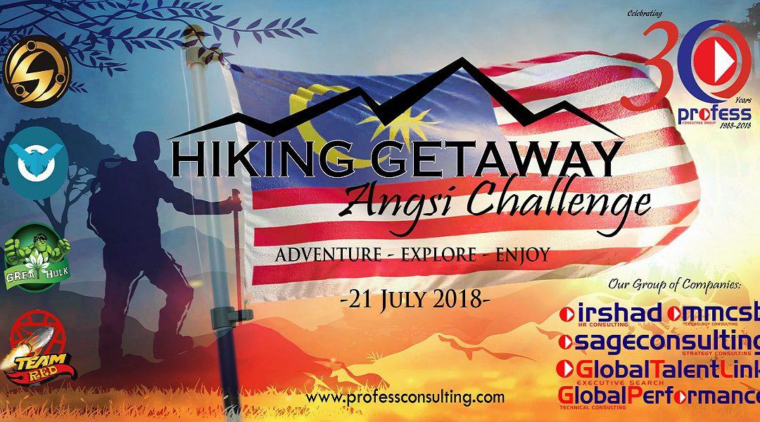 Hiking Getaway – Angsi Challenge